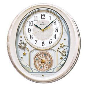 SEIKO セイコー ウエーブシンフォニー 電波掛時計 AM251P 正規品【ネコポス不可】 seiko3s