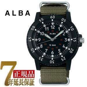 セイコー アルバ SEIKO ALBA クオーツ メンズ 腕時計 AQPK418|seiko3s