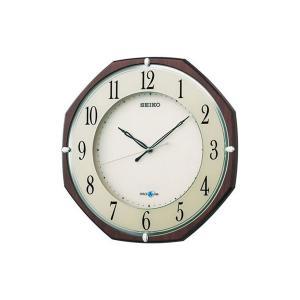 SEIKO CLOCK セイコー SEIKO 衛星電波時計 ...
