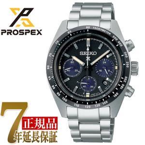 セイコー SEIKO プロスペックス スピードタイマー メンズ 腕時計 ブラック SBDL091|seiko3s