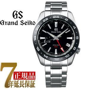 グランドセイコー GRAND SEIKO Sport Active Sport Collection スプリングドライブ GMT 自動巻き 手巻き付き ユニセックス 腕時計 SBGE253|seiko3s
