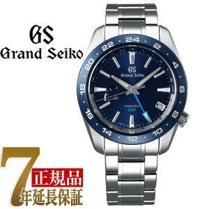 グランドセイコー GRAND SEIKO Sport Active Sport Collection スプリングドライブ GMT 自動巻き 手巻き付き ユニセックス 腕時計 SBGE255|seiko3s
