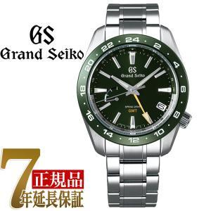 グランドセイコー GRAND SEIKO Sport Active Sport Collection:スプリングドライブ GMT 自動巻き 手巻き付き ユニセックス 腕時計 SBGE257|seiko3s