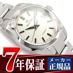 グランドセイコー メカニカル 手巻き付き メンズ 腕時計 ホワイトダイアル ステンレスベルト SBGR271|seiko3s