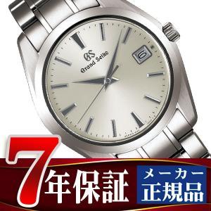 グランドセイコー 9F クオーツ メンズ 腕時計 チタン シルバー SBGV229|seiko3s