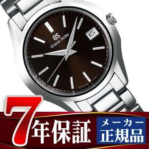 GRAND SEIKO グランドセイコー 9Sクオーツ 腕時計 メンズ ブラック SBGV237|seiko3s