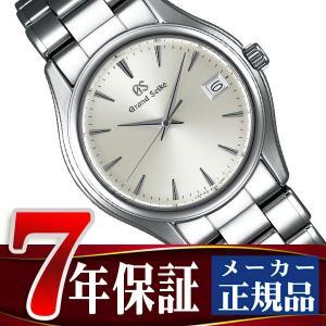 グランドセイコー 9F クオーツ メンズ 腕時計 シルバー SBGX205|seiko3s