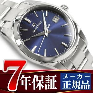 GRAND SEIKO グランドセイコー クオーツ メンズ 腕時計 SBGX265|seiko3s