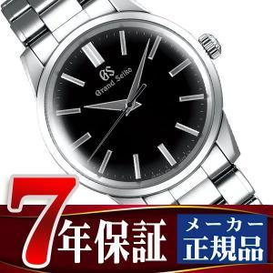 グランドセイコー 腕時計 メンズ ブラック SBGX321|seiko3s