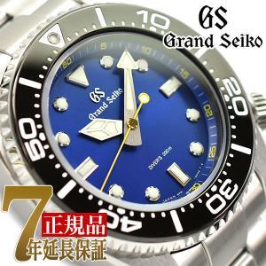 GRAND SEIKO グランドセイコー Sport Collection タフGS 9Fクオーツ メンズ 腕時計 ダイバーズ ウォッチ SBGX337|seiko3s