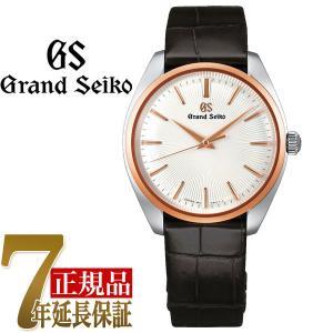 セイコー GRAND SEIKO Elegance  Collection Elegance Collection ドレスデザイン T18KPGペアモデル メンズ 腕時計 シルバー(放射型打ち) SBGX344|seiko3s