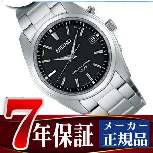 SEIKO SPIRIT セイコー スピリット メンズ 腕時計 世界3エリア対応ソーラー 電波時計 ブラック SBTM159 正規品 ネコポス不可 seiko3s