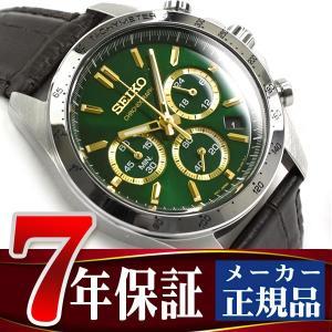 SEIKO SPIRIT セイコー スピリット クォーツ クロノグラフ 腕時計 メンズ SBTR017|seiko3s