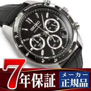 SEIKO SPIRIT セイコー スピリット クォーツ クロノグラフ 腕時計 メンズ SBTR021|seiko3s