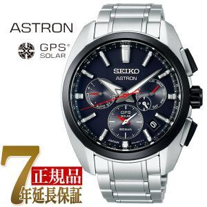 セイコー SEIKO アストロン Global Line Sport 5X Titanium メンズ 腕時計 ブラック SBXC103|seiko3s