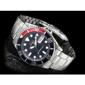 セイコー 腕時計 SEIKO セイコー 逆輸入 SKX025K2 セイコー ダイバー 自動巻き メンズ セイコー SEIKO【ネコポス不可】|seiko3s|02