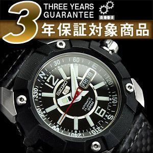 ミリタリー セイコー SEIKO 腕時計 逆輸入 SKZ263K1 セイコー5 スポーツ SEIKO5 ダイバーズ 自動巻き メンズ セイコー SEIKO【ネコポス不可】|seiko3s