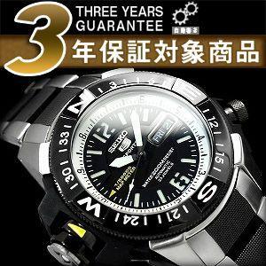 逆輸入 SEIKO5 セイコー5 マップメーター メンズ 腕時計 SKZ319K1【ネコポス不可】|seiko3s