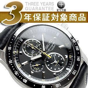 セイコー クロノグラフ セイコー 腕時計 SEIKO セイコー 逆輸入 SNAD93P1 セイコー クロノグラフ クォーツ メンズ セイコー SEIKO【ネコポス不可】|seiko3s