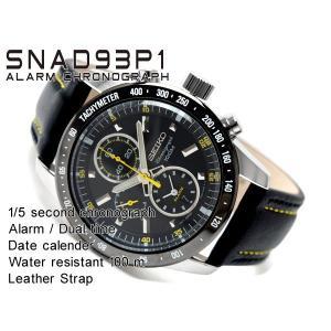 セイコー クロノグラフ セイコー 腕時計 SEIKO セイコー 逆輸入 SNAD93P1 セイコー クロノグラフ クォーツ メンズ セイコー SEIKO【ネコポス不可】|seiko3s|02