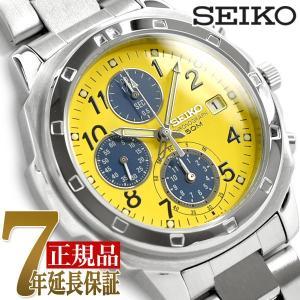 セイコー SEIKO セイコー 逆輸入 クロノグラフ 腕時計...