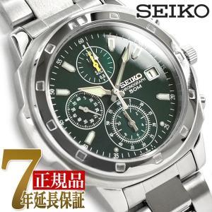 セイコー SEIKO セイコー 逆輸入 クロノグラフ 腕時計 SND411|seiko3s