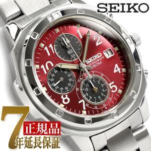 セイコー SEIKO セイコー 逆輸入 クロノグラフ 腕時計 SND495|seiko3s