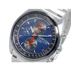 セイコー クロノグラフ 3年保証 逆輸入SEIKO セイコー クォーツ メンズ クロノグラフ 腕時計 SNDF89P1【ネコポス不可】 seiko3s