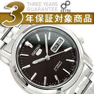 セイコー5 SEIKO5 セイコー 逆輸入 自動巻 腕時計 SNKK71J1【ネコポス不可】