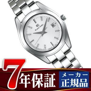 グランドセイコー クオーツ 腕時計 レディース シルバーダイアル STGF273|seiko3s