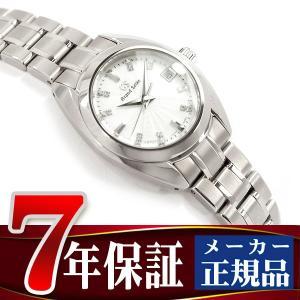 グランドセイコー クォーツ 腕時計 レディース シルバー STGF315|seiko3s