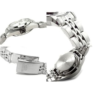 逆輸入SEIKO5 セイコー5 レディース 自動巻き 腕時計 シルバーロゴダイアル SYMA27K1【ネコポス不可】|seiko3s|03