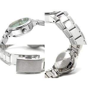 逆輸入SEIKO5 セイコー5 レディース 自動巻き 腕時計 ライトブルーダイアル SYME55K1【ネコポス不可】|seiko3s|03