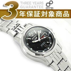 日本製 逆輸入 SEIKO 5 セイコー5 自動巻き 手巻き レディース 腕時計 SYMJ33J1【ネコポス不可】 seiko3s