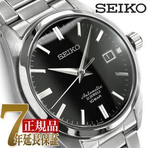 セイコー メカニカル SEIKO Mechanical ネット限定メカニカル ドレスライン 流通限定モデル 自動巻き メンズ 腕時計 SZSB012|seiko3s