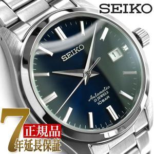 セイコー メカニカル SEIKO Mechanical ネット限定メカニカル ドレスライン 流通限定モデル 自動巻き メンズ 腕時計 SZSB013|seiko3s