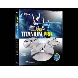 Titanium Pro4 CymbalPack   《送料・代引き手数料無料》|seikodo