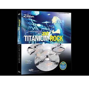 Titanium Rock4 CymbalPack   《送料・代引き手数料無料》|seikodo