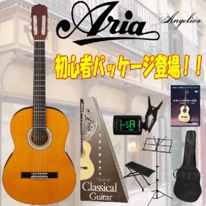 ARIA Angelica ビギナーズパック登場!!AKN-PK seikodo