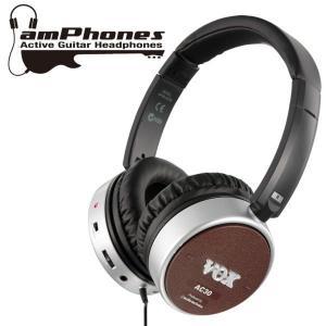 VOX APHN-AC30    amplug内蔵ヘッドフォン amPhones 【ヴォックス/ヘッドフォンアンプ】|seikodo