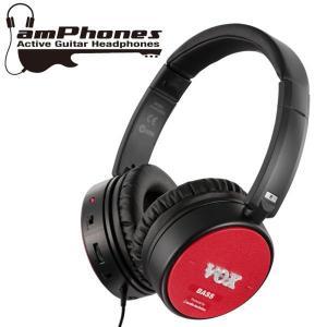 VOX APHN-BASS  amplug内蔵ヘッドフォン amPhones 【ヴォックス/ヘッドフォンアンプ】|seikodo