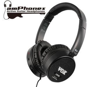 VOX APHN-LEAD  amplug内蔵ヘッドフォン amPhones 【ヴォックス/ヘッドフォンアンプ】|seikodo