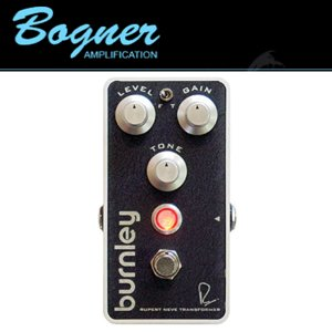 台数限定 Bogner BURNLEY DISTORTION [Limited Black]|seikodo