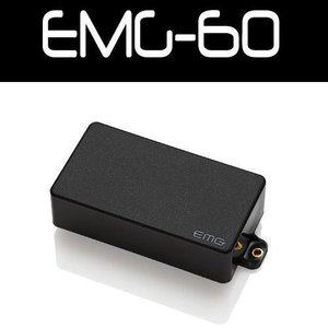 EMG(イーエムジー) ピックアップ ハムバッカー EMG-60 seikodo