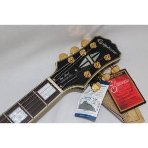 Epiphone エピフォン Les Paul Custom Pro Ebony|seikodo|03