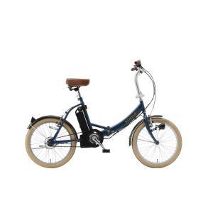 2015年モデル 20インチ 折りたたみ 電動アシスト 自転車 SUISUI スイスイ 軽量アルミホイール スポーツタイプ ネイビー|seileds