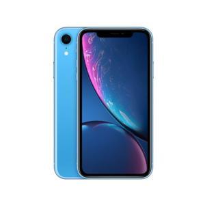 セイモバイル★SIMフリー iPhone XR 64GB ブルー 新品 未使用品  |seimobile