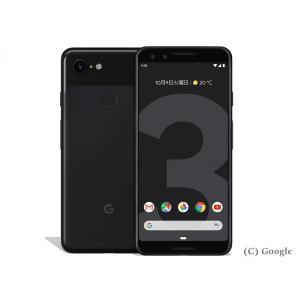 セイモバイル★SIMフリーGoogle Pixel3 64GB Just Black 新品未使用品|seimobile