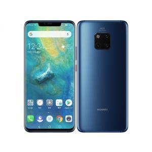 セイモバイル★SIMフリーSoftBank HUAWEI Mate 20 Pro ブルー 新品未使用品|seimobile