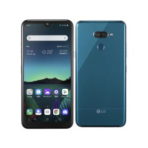 セイモバイル★SIMフリーSoftBank LG K50 スペースブルー 新品未使用品|seimobile